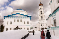 Raifa monastery Stock Photography