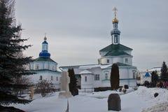 Raifa. Raifa Bogoroditsky Monastery. Stock Photography