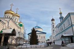 Raifa. Raifa Bogoroditsky Monastery. Stock Photo