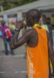 Raiffeisen Bank Bucharest International Marathon 04.10.2015 Stock Photography