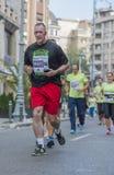 Raiffeisen Bank Bucharest International Marathon 04.10.2015 Stock Photo