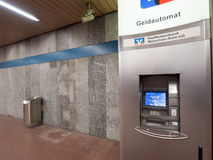 Raiffeisenbank ATM Stock Images