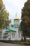 Raifklooster dichtbij de stad van Kazan Royalty-vrije Stock Afbeelding
