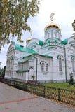 Raifsky Bogoroditskiy男性修道院在鞑靼斯坦共和国 免版税库存图片