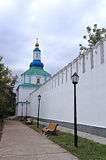 Raifsky Bogoroditskiy男性修道院 免版税图库摄影