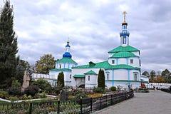 Raifsky Bogoroditskiy male Monastery Royalty Free Stock Image