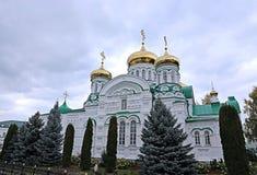Raifsky Bogoroditskiy male Monastery in Tatarstan Royalty Free Stock Image