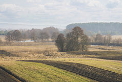 Raigardas Valley, Lithuania Royalty Free Stock Photo