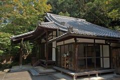 Raigo tempel, Kyoto, Japan Arkivfoto