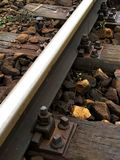 Rail photo stock