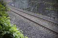 Rail Image libre de droits