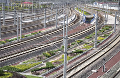 Rail,Beijing Railway Station, Stock Images