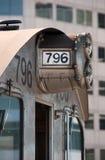 Rail car #796 Royalty Free Stock Photos