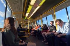Rail du Queensland Photo libre de droits