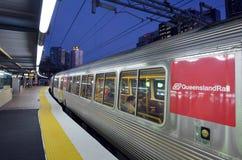Rail du Queensland Image libre de droits