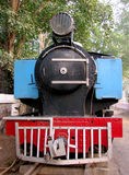 Rail Engine. Old Rail Engine at Museum in New Delhi, India Royalty Free Stock Photo