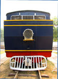 Rail  Engine. Old Rail Engine at Museum in New Delhi, India Royalty Free Stock Images