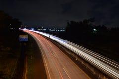 Rail léger Photographie stock libre de droits