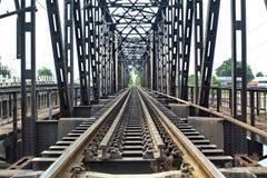 Rail length Royalty Free Stock Photography