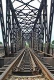Rail length Stock Photography