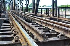 Rail length Royalty Free Stock Photo