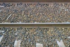 Rail-line Stock Image