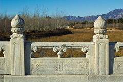 The rail of Qing Xiling Royalty Free Stock Image