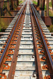 Rail road Stock Photos