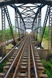 Rail road bridge Royalty Free Stock Photography