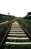 Rail road Stock Image