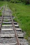 Rail road track Stock Photography