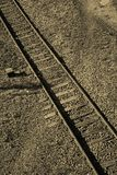 Rail tracks Royalty Free Stock Images
