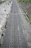Rail Train Royalty Free Stock Photography