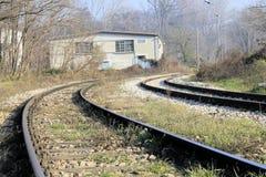 Rail transport Stock Photo