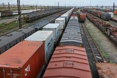 Rail Transportation Stock Photo