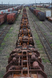 Rail Transportation Stock Photography