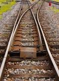 Rail way of thailand Stock Photography