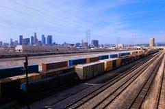 Rail yard Stock Photos