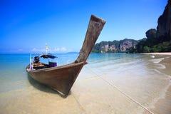 railay的海滩 免版税库存图片