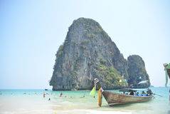 Railay Stockbild
