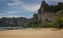 Railay Beach Stock Photography