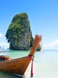 Railay beach, Krabi, Andaman sea Thailand Royalty Free Stock Image