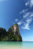Railay beach, krabi, thailand Royalty Free Stock Images