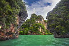 Railay beach Stock Photos