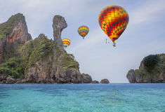Railay beach Royalty Free Stock Photography