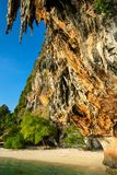 Railay beach in Krabi Royalty Free Stock Photos