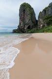 Railay beach in Krabi Thailand tropical paradise Stock Image