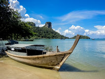 Railay Beach Stock Image