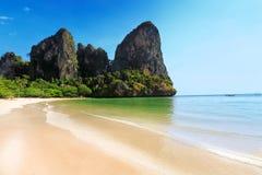 Railay beach Royalty Free Stock Photo