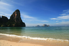 Railay Beach, Thailand Stock Photography